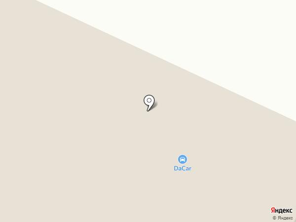DaCar на карте Нижнекамска