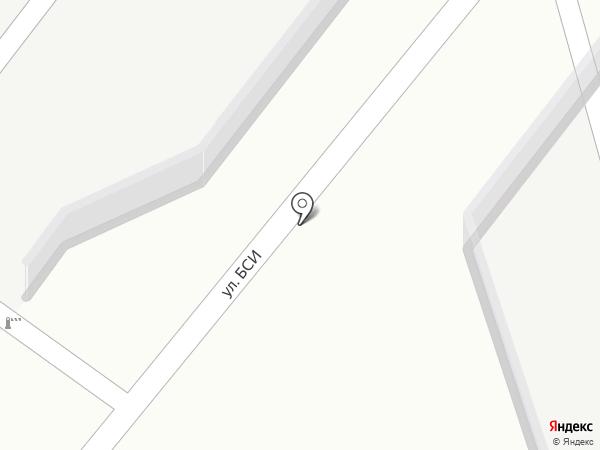 Татметлом, ЗАО на карте Нижнекамска