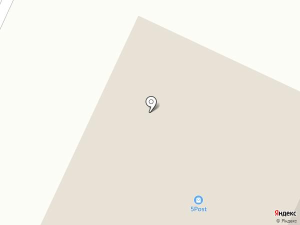 Арис на карте Нижнекамска
