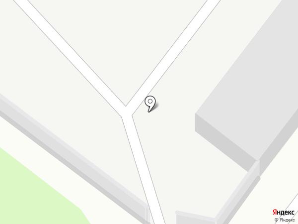 Автомобилист №33 на карте Нижнекамска