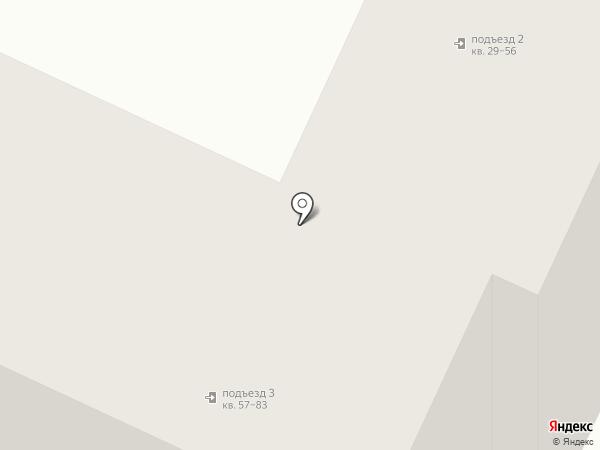 Танеко на карте Нижнекамска