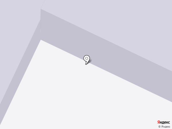 Средняя общеобразовательная школа №15 с углубленным изучением отдельных предметов на карте Нижнекамска