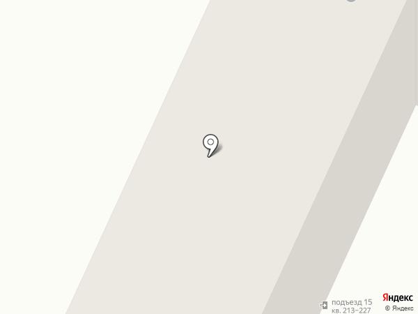 Общественный пункт охраны правопорядка №2 на карте Нижнекамска