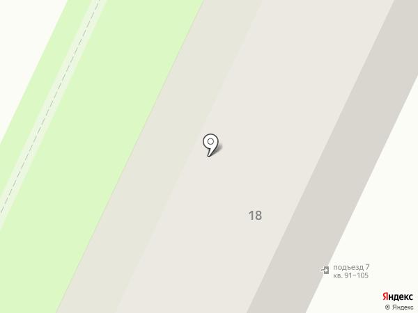 Домсервис на карте Нижнекамска
