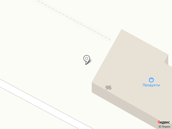 Ак Юл на карте Нижнекамска