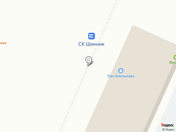 Совкомбанк, ПАО на карте Нижнекамска