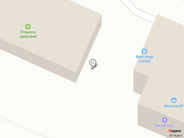 ФрауКлюгэ на карте Нижнекамска