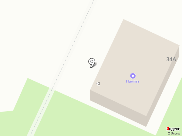 Арыш Мае на карте Нижнекамска