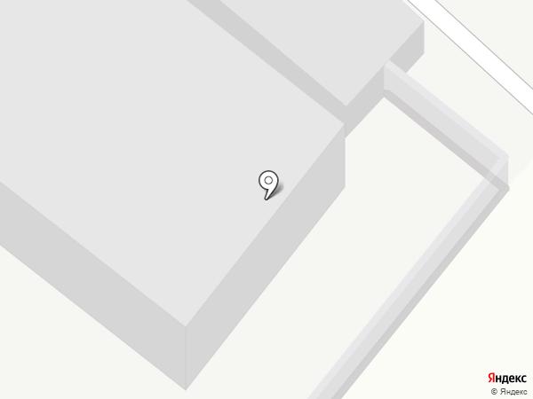 Автомобилист №20 на карте Нижнекамска