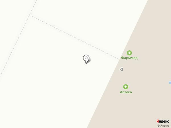 Соломон на карте Нижнекамска