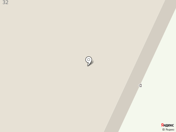 Награда-НК на карте Нижнекамска