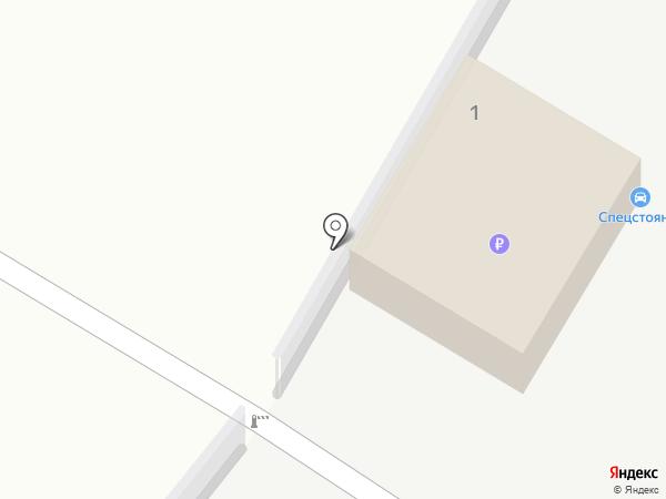 Безопасность дорожного движения на карте Нижнекамска
