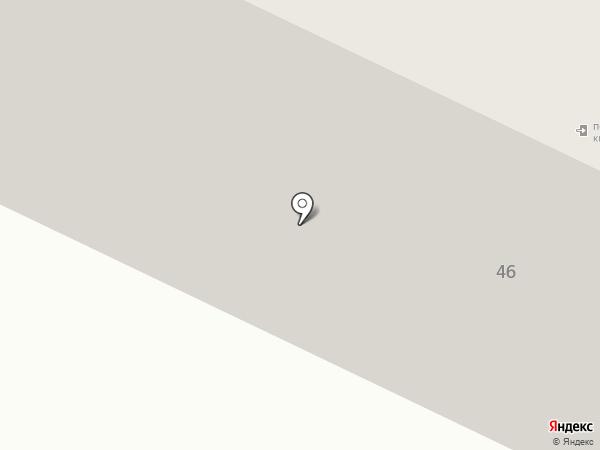 Спутник-НК на карте Нижнекамска