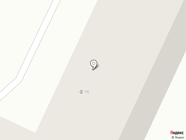 Ровесник на карте Нижнекамска