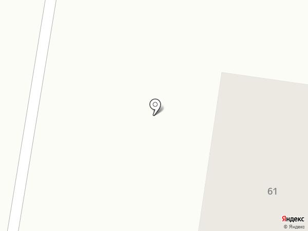 Белые пески на карте Нижнекамска