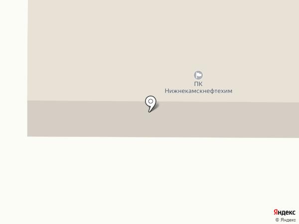 ИнтехБанк на карте Нижнекамска