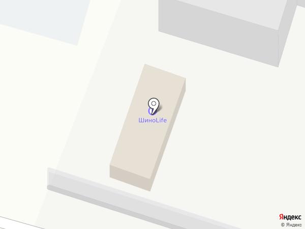 ШиноLife на карте Елабуги