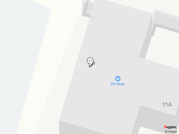 Pit-stop на карте Елабуги