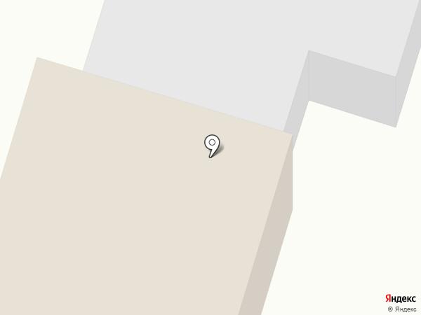 Новая Кама на карте Елабуги