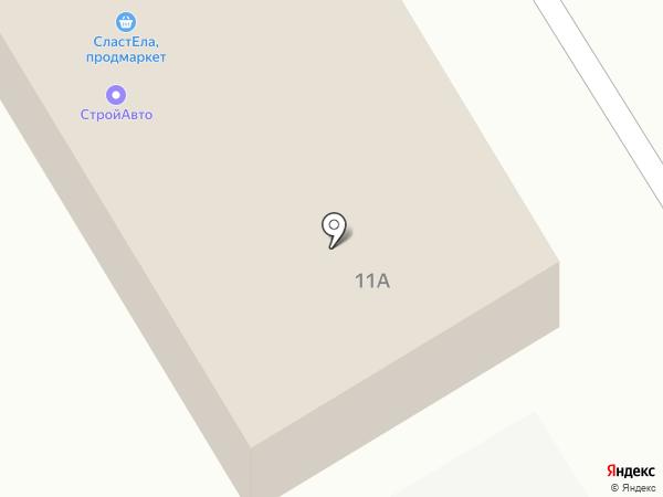 Банкомат, АК БАРС БАНК на карте Елабуги