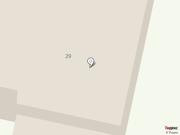 Центральный на карте Елабуги