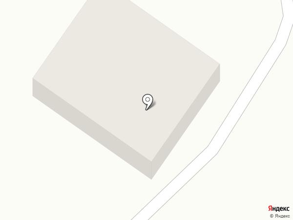 Продуктовый магазин на Кирпичном Заводе на карте Елабуги