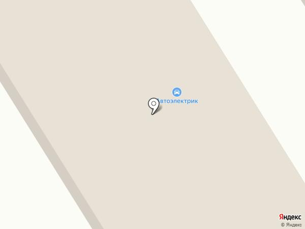 Жвук на карте Елабуги