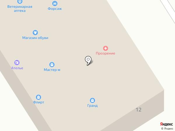 Груша на карте Елабуги