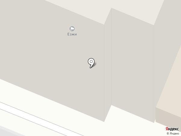 Елабужская зональная жилищная инспекция на карте Елабуги