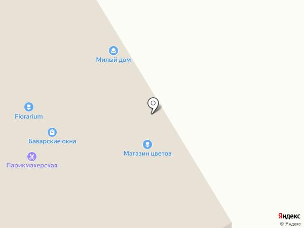 Альянс на карте Елабуги