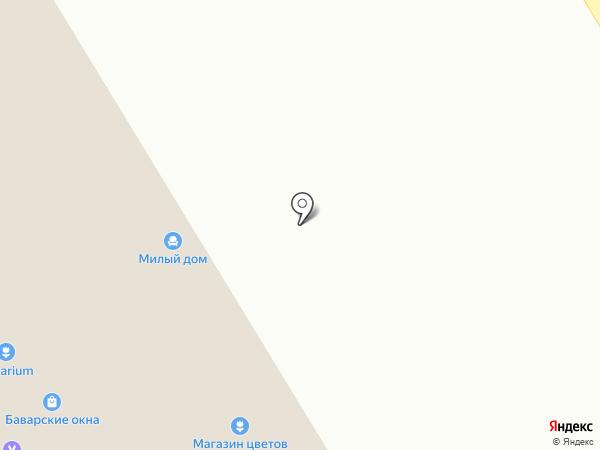 Виго на карте Елабуги