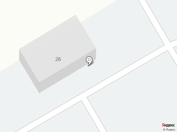Автомастерская на карте Елабуги