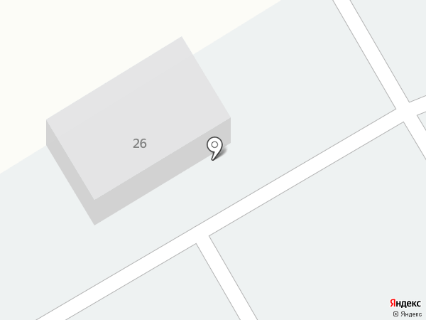 Автостоянка на карте Елабуги
