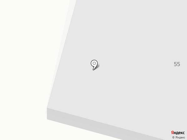 Asia на карте Елабуги