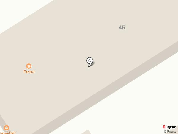 Алтын Ай на карте Елабуги