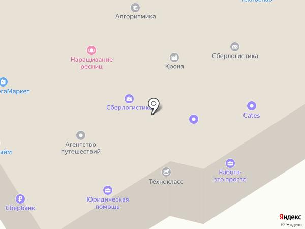 СБЕРБАНК РОССИИ на карте Елабуги