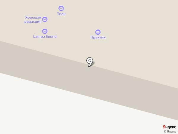 Мой город на карте Елабуги