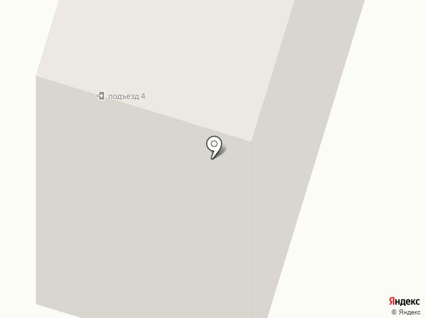 Домуправ-3 на карте Елабуги