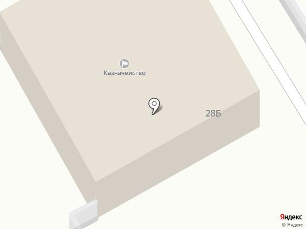 УФК на карте Елабуги