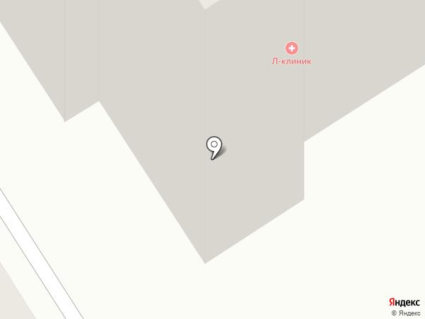 Л-КЛИНИК на карте Елабуги