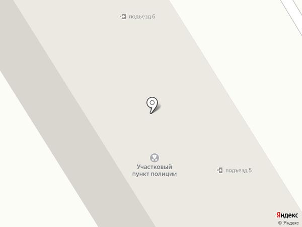 Мэй Ли на карте Елабуги