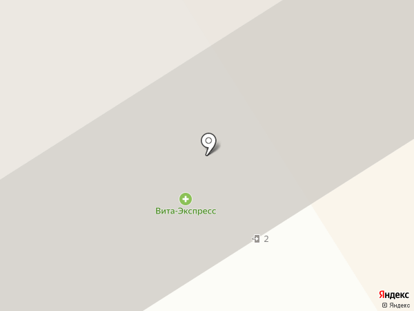 Вита на карте Елабуги