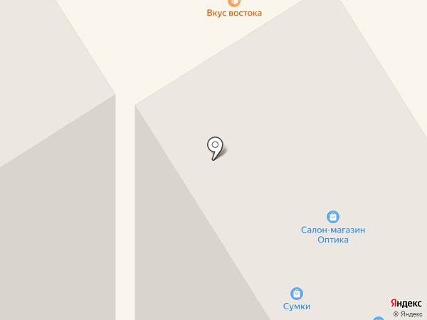 Салон-магазин на карте Елабуги