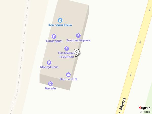 Связной на карте Елабуги