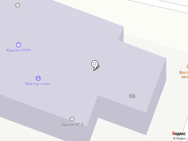 ИСГЗ на карте Елабуги