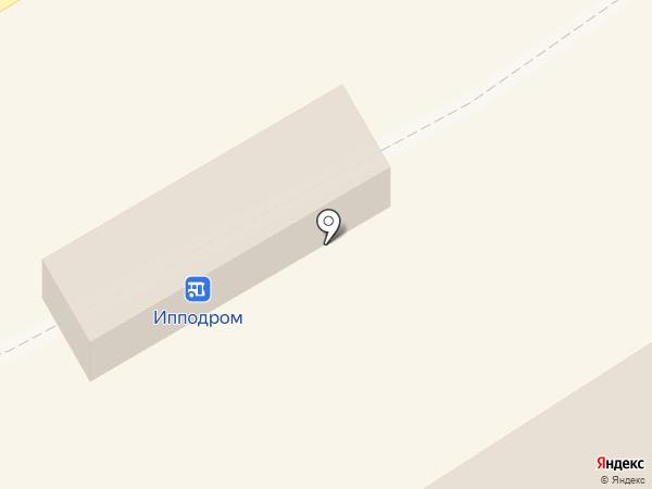 Шаурмен на карте Елабуги