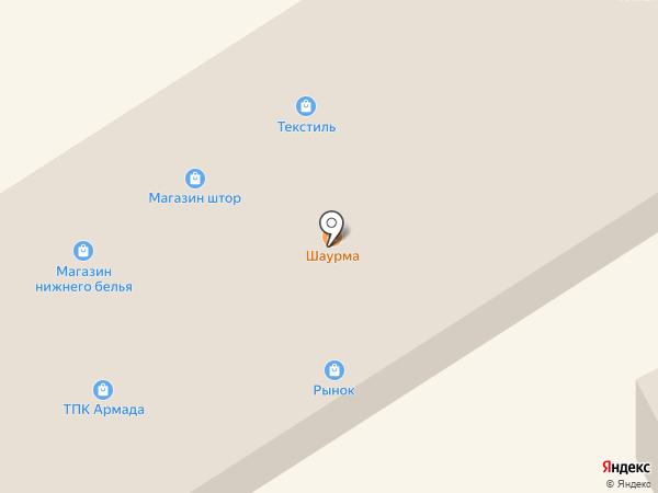 Магазин крепежных изделий на проспекте Нефтяников на карте Елабуги