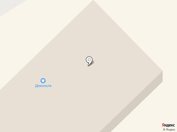Магазин головных уборов на карте Елабуги