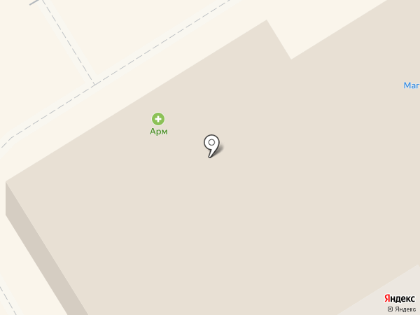 Магазин оптики на карте Елабуги