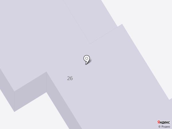 Детский сад №27 на карте Елабуги